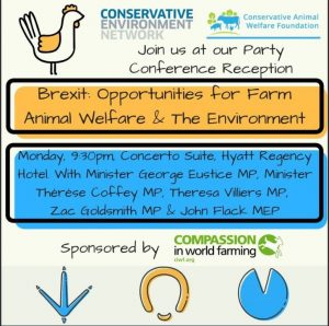 conservative animal welfare foundation party conference 2018