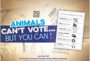 flack book animals cant vote but you can