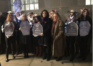 theresa villiers mp end live exports at defra