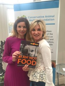 anthea and pip dog meat ban