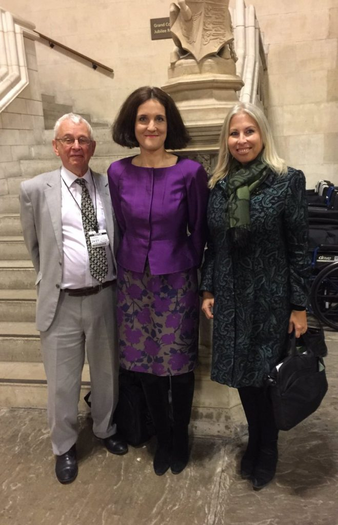 theresa villiers conservative animal welfare foundation
