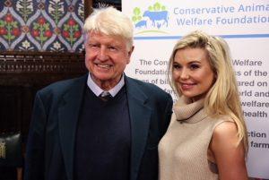 stanley johnson tosh conservative animal welfare