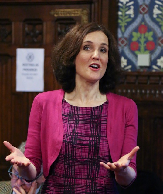 theresa villiers event pic